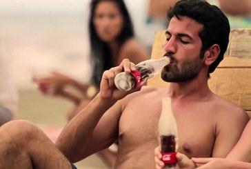 Video | Coca-Cola lansează o sticlă făcută complet din gheaţă