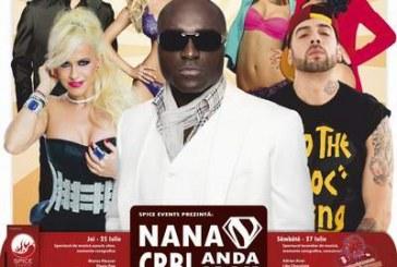 Nana, CRBL si Anda Adam vor cânta la Zilele Zalaului