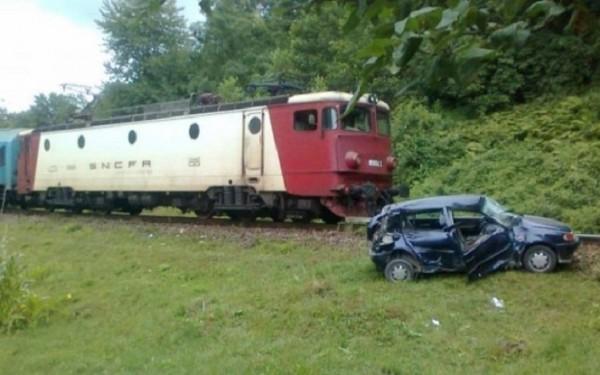 accident feroviar tren ilva mica
