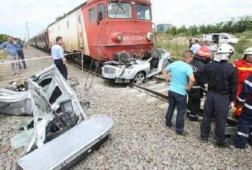 Nașul lui Adi Minune și finul lui Gigi Becali, mort într-un accident feroviar
