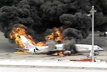 Accident aviatic. Au murit peste 100 de persoane aflate la bord