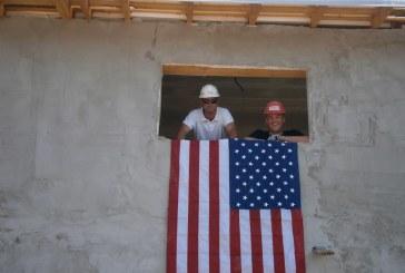 Americanii construiesc locuinţe la Chinteni