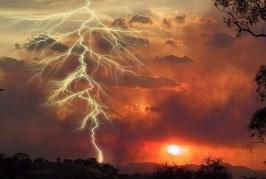 Cioban lovit de fulger în Sălaj. A murit pe loc