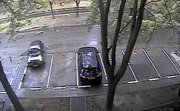soferita masina parcare