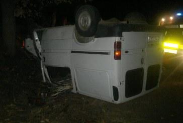 Grav accident de circulatie: opt persoane au fost ranite FOTO
