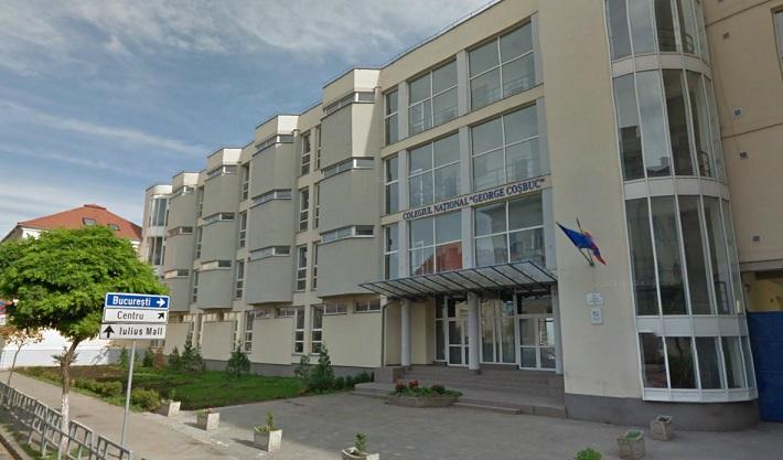 Colegiul George Cosbuc Cluj - liceu