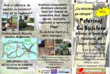 Pelerinaj cu bicicleta la manastirile din Transilvania