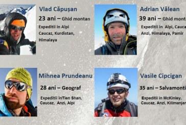 Expediţia Manaslu 2013: Clujenii vor urca pe al optulea vârf al Terrei