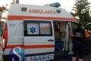 Accident grav în Turda. O persoană a ajuns la spital
