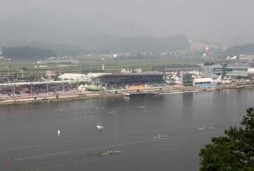 Argint pentru România la dublu rame la Mondialele de canotaj
