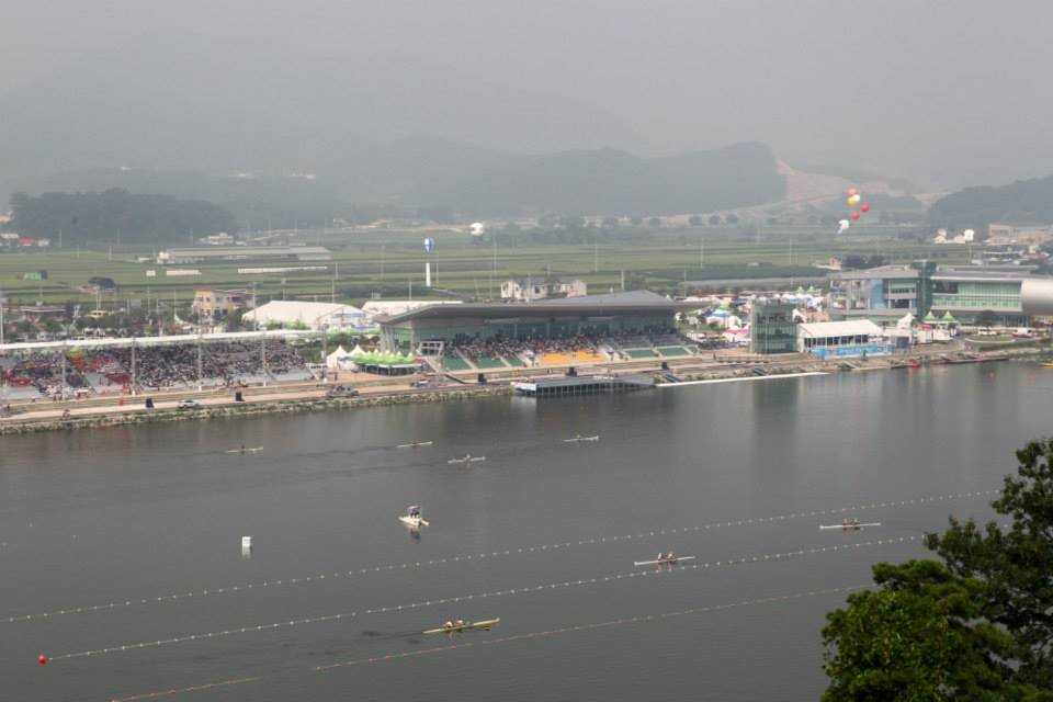 canotaj CM Coreea Sud