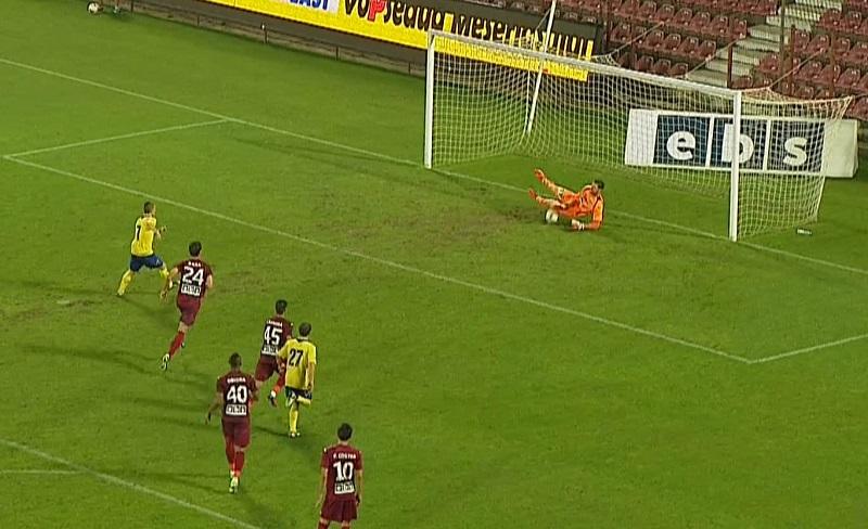 cfr cluj penalty fotbal