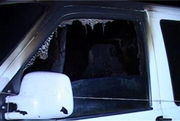 Crima: Tata si fiu gasiti morti intr-o autoutilitara din Bistrita | FOTO (ACTUALIZARE)