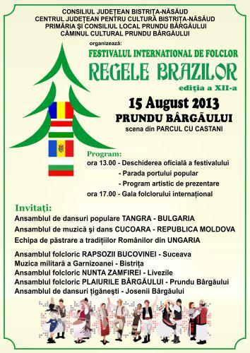 festival regele brazilor