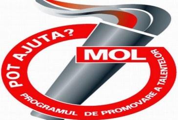 Peste 300 de copii si tineri vor fi sprijiniti prin a opta editie a Programului MOL