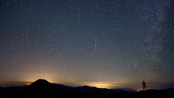 ploaie de stele - perseide