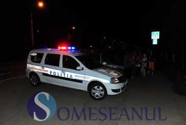 Carambol pe o strada din Cluj. Opt masini avariate
