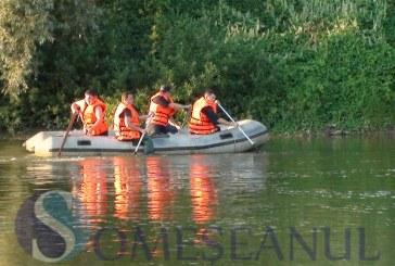 Tânărul dispărut vineri în apele râului Bistrița a fost găsit după cinci zile