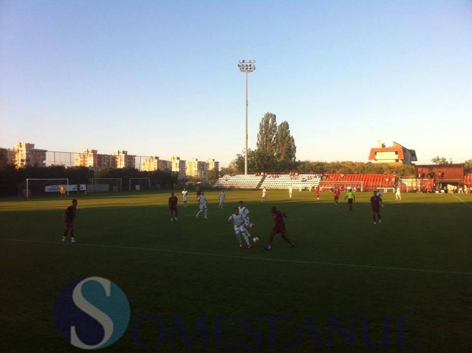 someseanul-amical CFR Cluj - Unirea Dej (13)