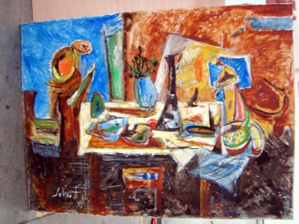 tablou marcel iancu
