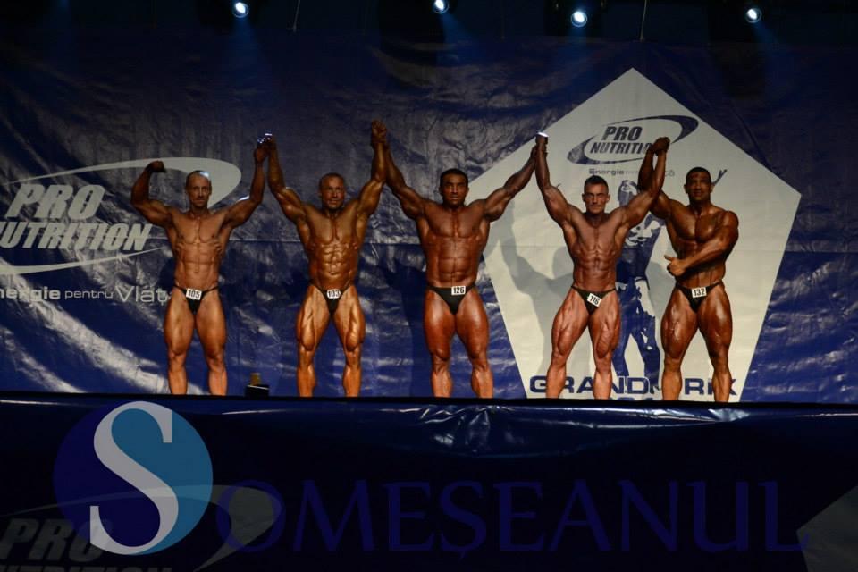 Grand Prix Pro Nutrition 2013 - Open International