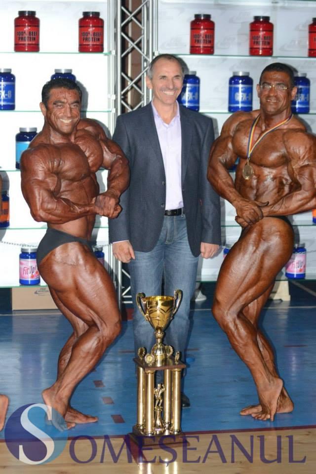 Grand Prix Pro Nutrition 2013 - Vasile Ghenea si castigatorii