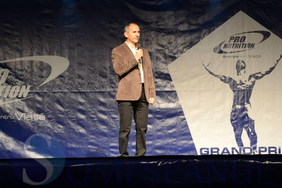 Grand Prix Pro Nutrition 2013 - Vasile Ghenea