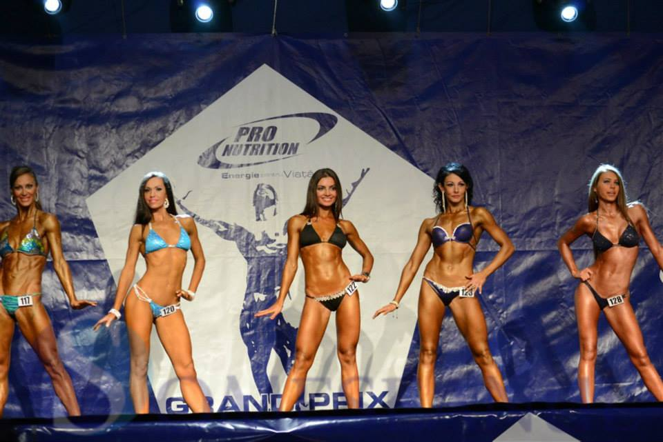 Grand Prix Pro Nutrition 2013 - fitness