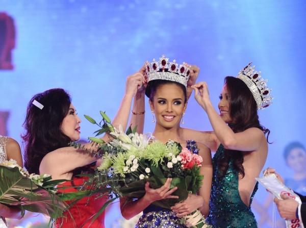 Megan-Young Miss World 2013