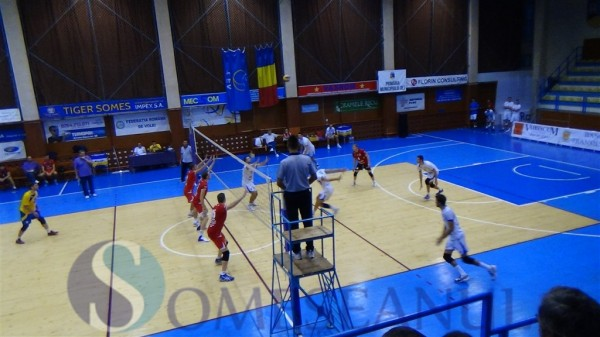 Unirea Dej - Piatra Neamt - volei - Cupa Unirea (13)