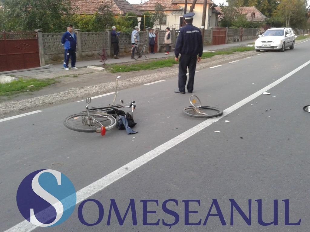 acc. biciclist lovit gherla0051