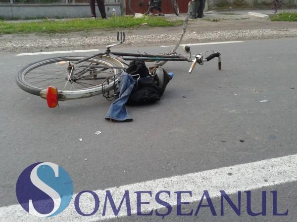 acc. biciclist lovit gherla0081