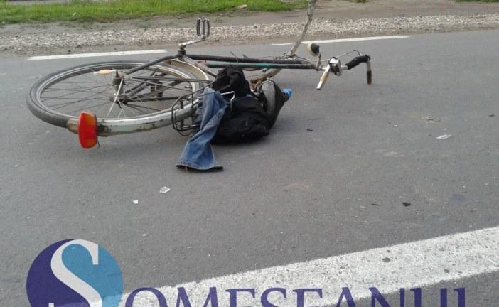 Accident mortal la Bața. Un biciclist a fost spulberat de un autoturism