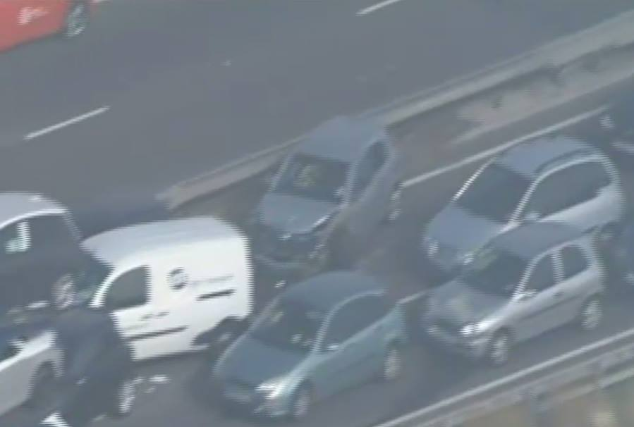 accident in lant-trafic-masini