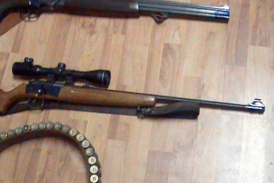 Acțiuni și controale la regimul armelor și munițiilor în Bistrița-Năsăud