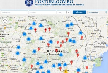 Vrei un job în administrație? Guvernul a lansat posturi.gov.ro