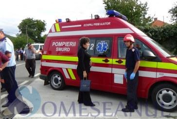 Accident de muncă la Florești