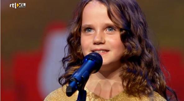 Amira Holland's Got Talent_0