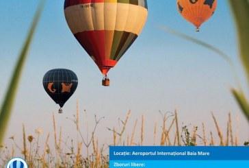 Fiesta baloanelor cu aer cald la Baia Mare