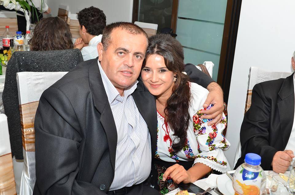 Ramona Fabian cu Vasile Coca