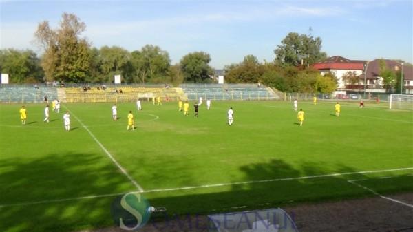 Unirea Dej FC Zalau fotbal