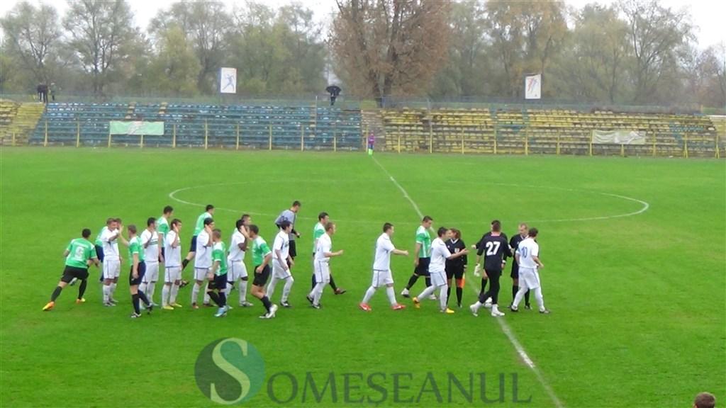 Unirea Dej - Sanatatea Cluj fotbal (1)