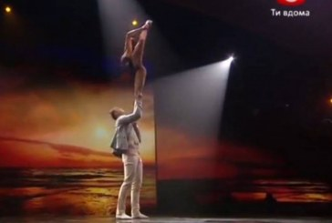 Dans uluitor la Ucraina are Talent. Duo Flame a făcut show din nou – VIDEO