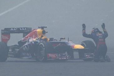 Sebastian Vettel a câștigat pentru a patra oară consecutiv titlul în Formula 1