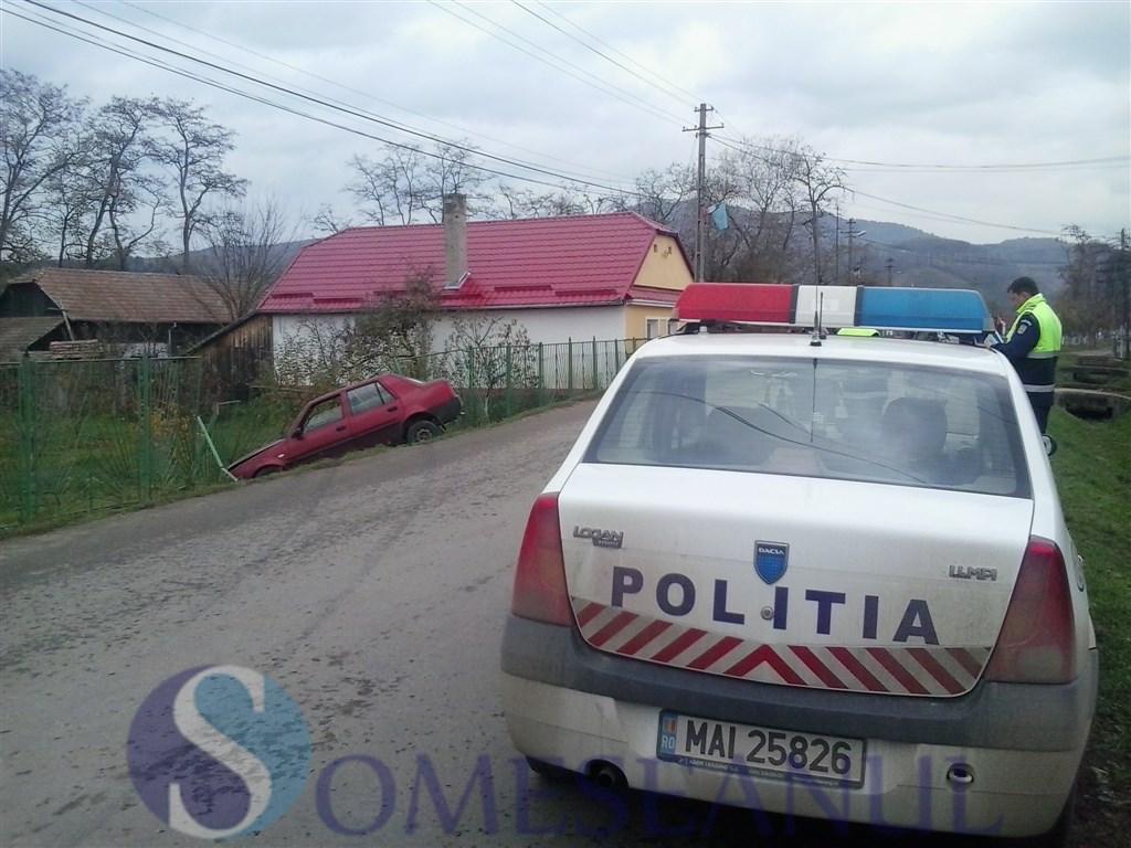 someseanul-accident-sant-masina politie (1)