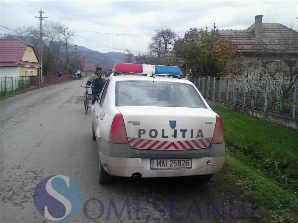 someseanul-accident-sant-masina politie (2)