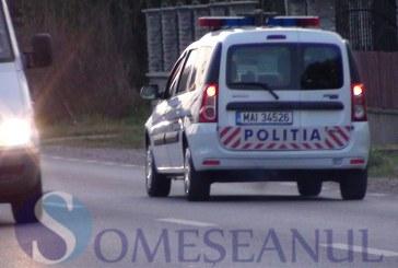 Prins de poliţiştii dejeni cu autorizaţia de circulaţie provizorie expirată