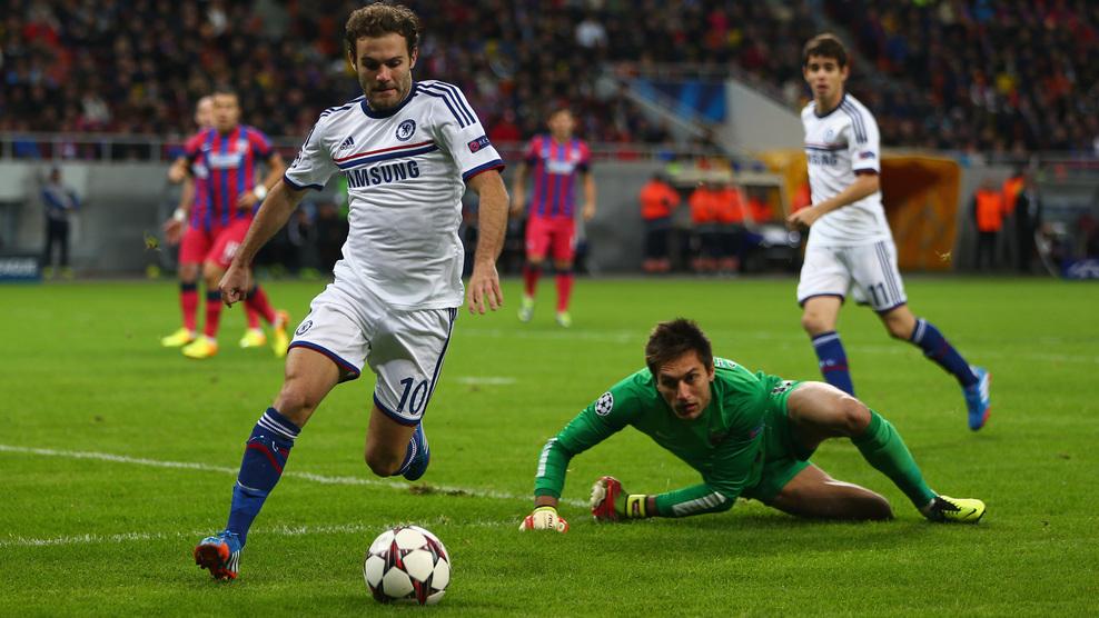 FC Steaua Bucuresti v Chelsea - UEFA Champions League
