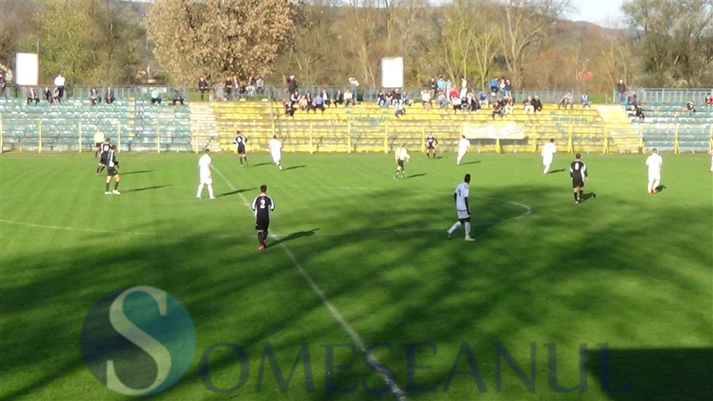 FC Unirea Dej – Șoimii Pâncota 1-3