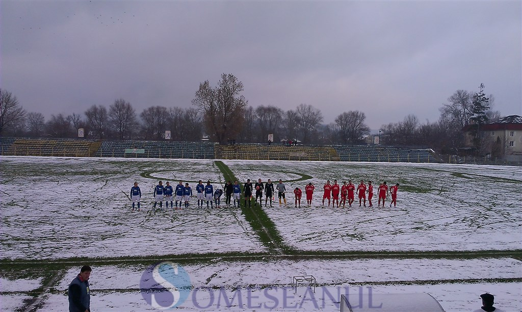 Unirea Dej - Ariesul Turda fotbal